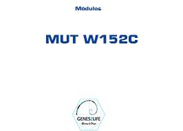 Modulo MUT W152C