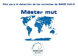 Kit MUT SARS-CoV-2  Master mut