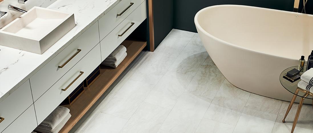 luxury vinyl tile plank installers