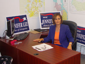 Jennifer Lee 80th District Candidate