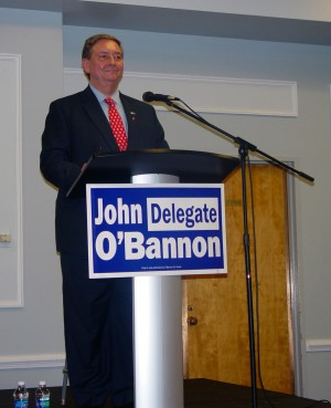 Delegate O'Bannon - Clear Debate Winner