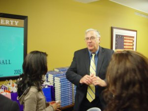 Michelle Malkin and Dick Armey