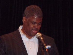 Charles Payne at Richmond Tea Party Fundraiser
