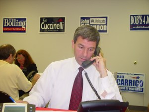 Attorney Gerneral Cuccinelli