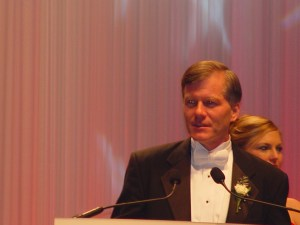 Bob McDonnell - Taxing Business to give State Workers Bonus