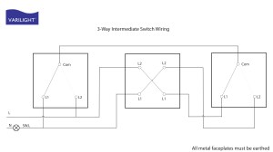 VARILIGHT Wiring Diagrams