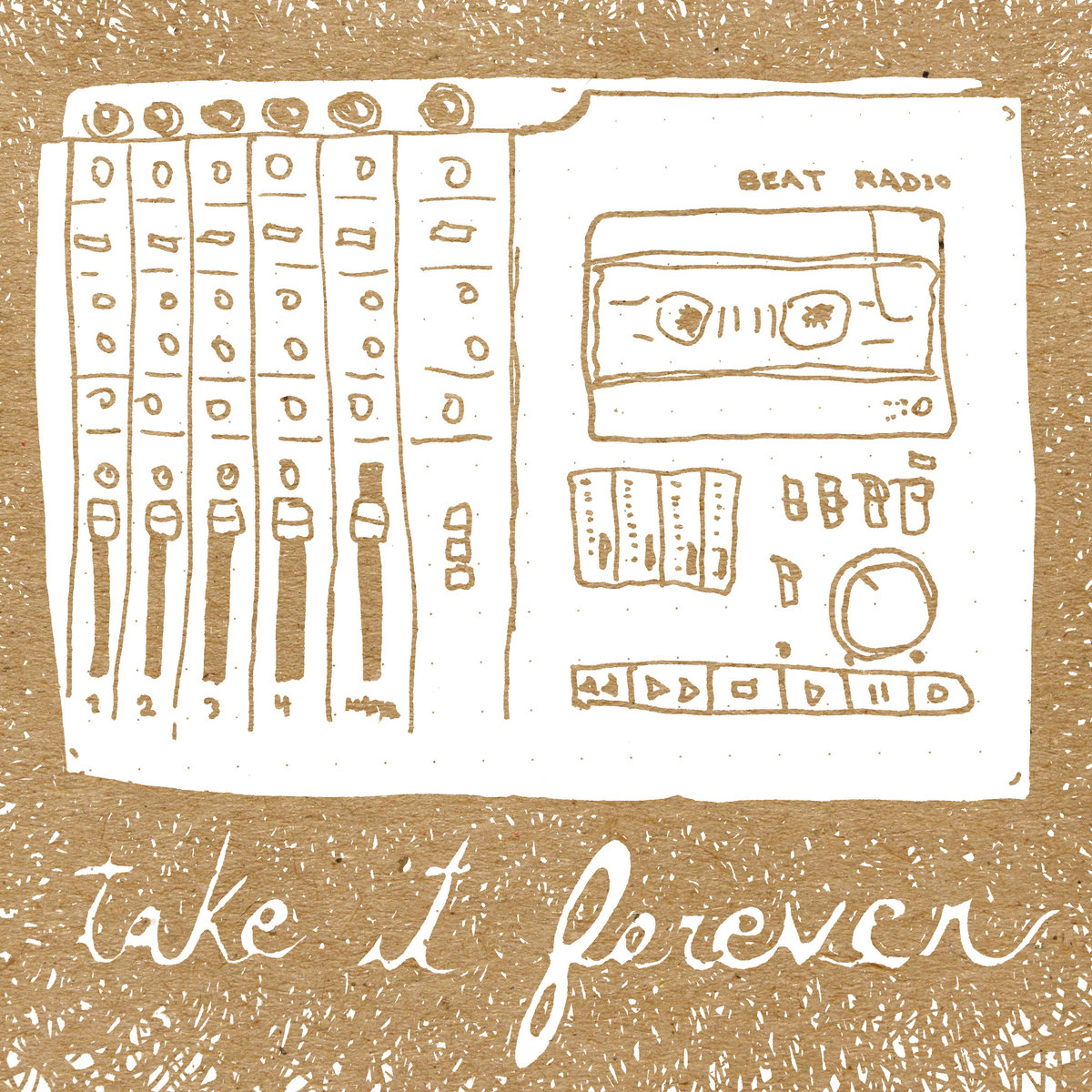 Beat Radio Take It Forever cover