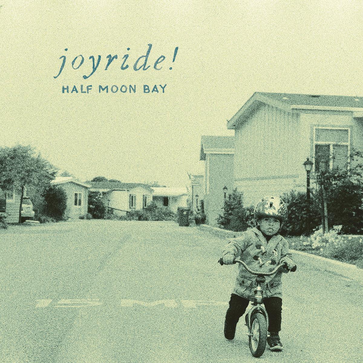 joyride! half moon bay cover art
