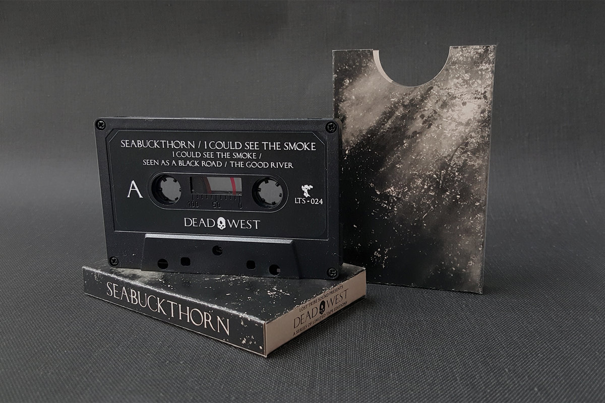 cassette tapes seabuckthorn i could see the smoke
