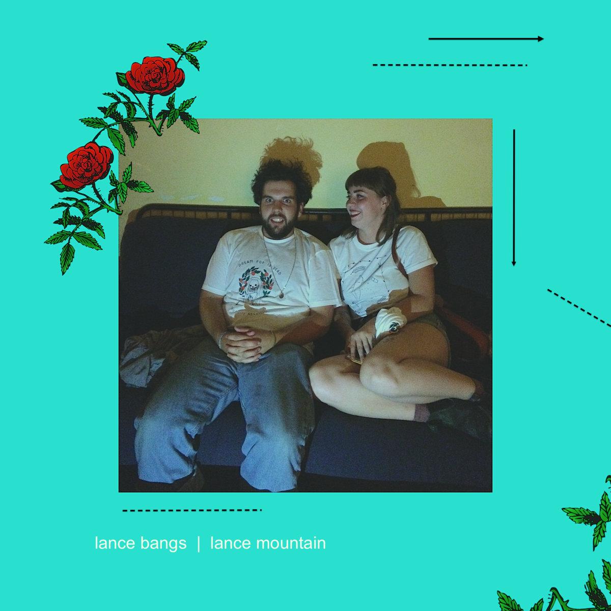 lance bangs lance mountain album art
