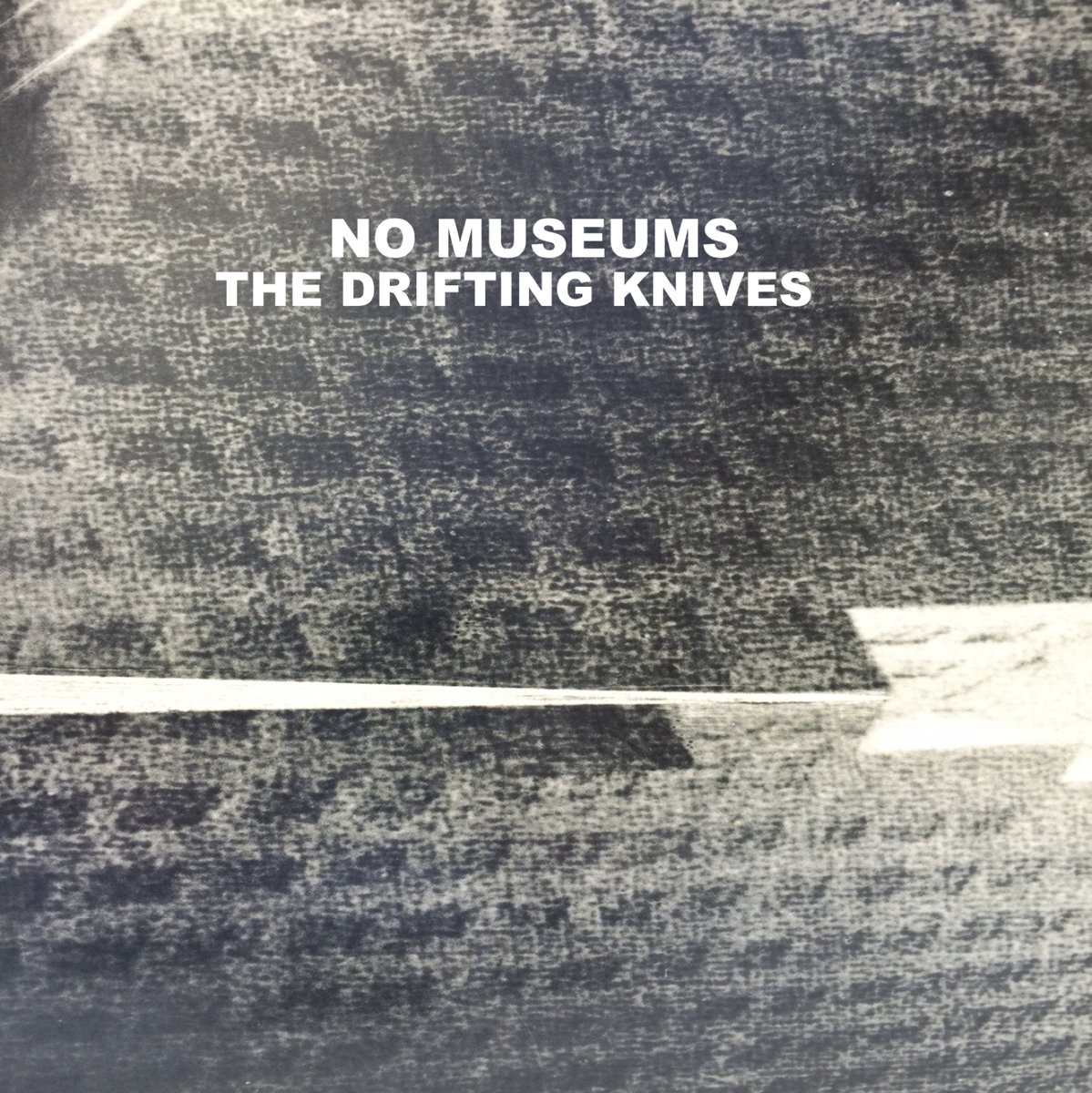 no museums the drifting knives album art