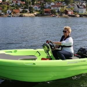 Βάρκες πολυαιθυλενίου