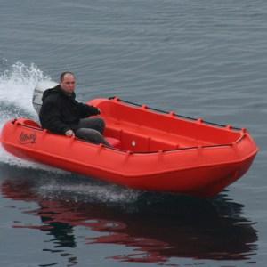 Whaly 310 βάρκα ταχύπλοη