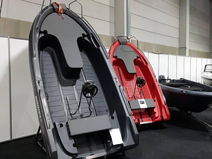 βάρκα για ψαράδικη Pioner 12 maxi