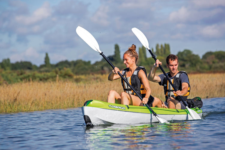 BIC kayak Tobago διθέσιο κανό καγιάκ θαλάσσης