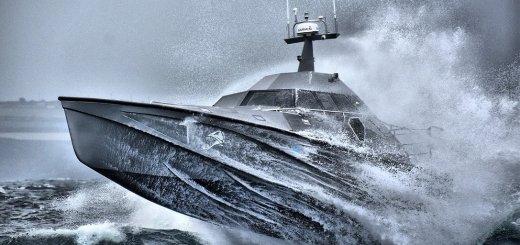 PATROLBARRACUDA XSV 17 από τηνSafehaven marine