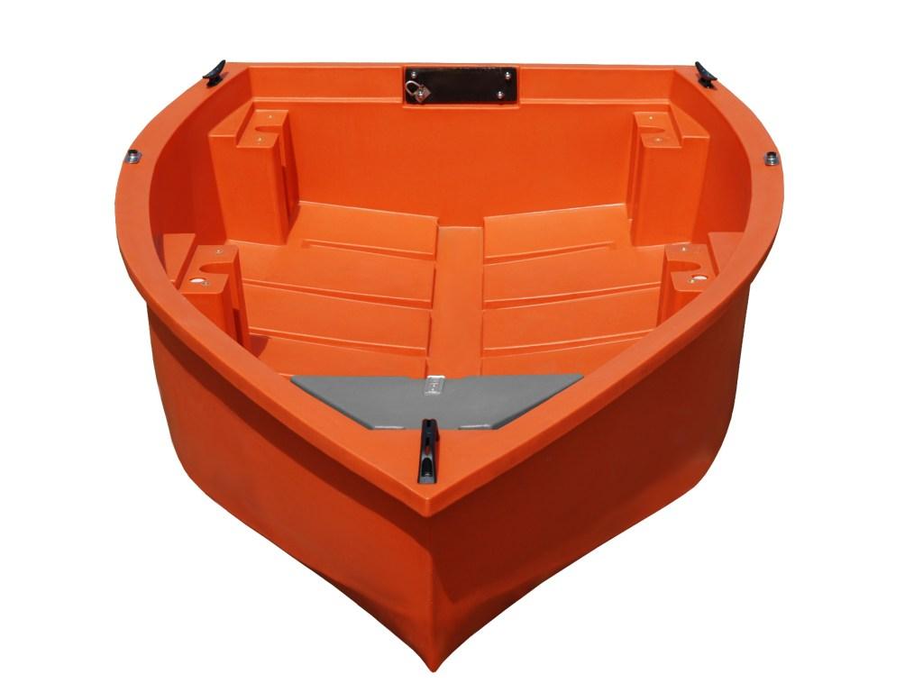 βάρκα πολυαιθυλενίου Marin 260 poly