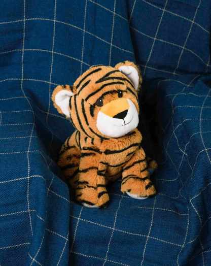 Warmies tiger värmedjur med lavendel