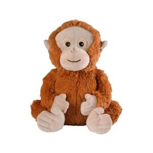 Warmies orangutang värmedjur - framsida