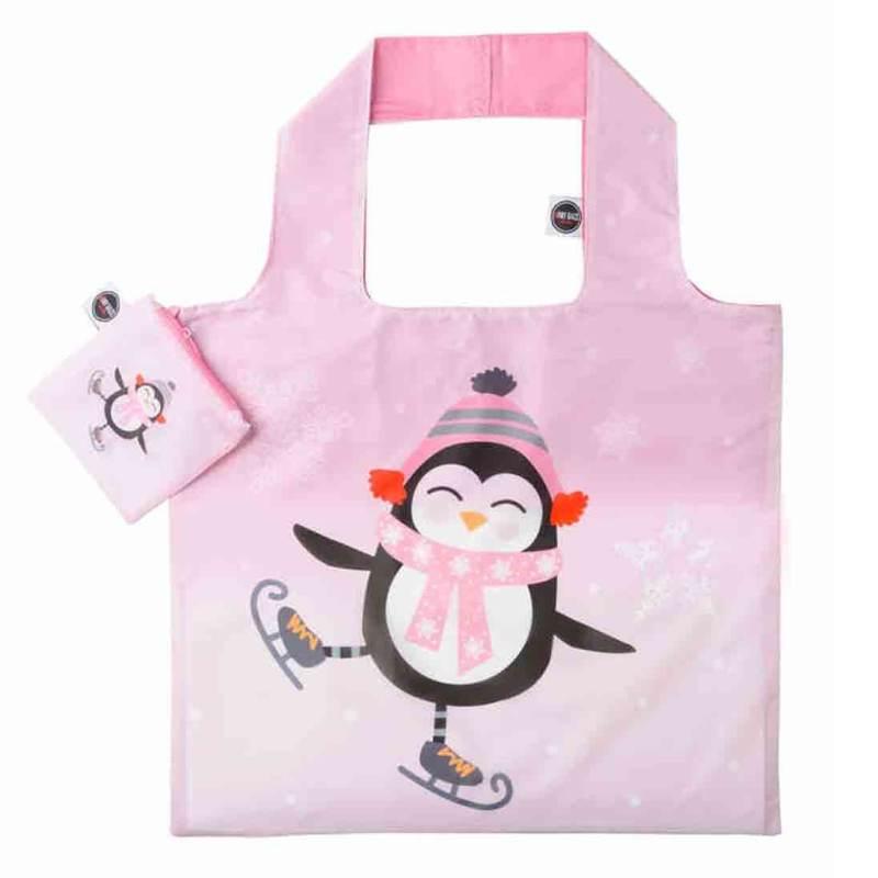 ANYBAGS shoppingkasse Penguin