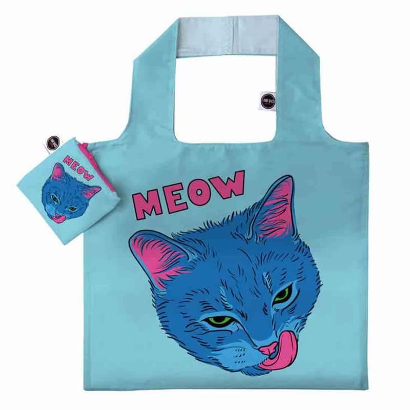 ANYBAGS shoppingkasse Cat