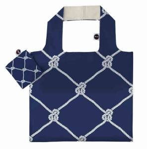 ANYBAGS shoppingkasse Fishnet