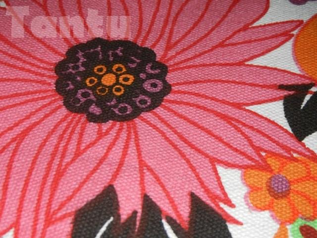 Floral Finesse Printed Bag - Print