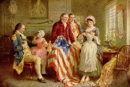 Betsy Ross Flag Facts Her Life And Times