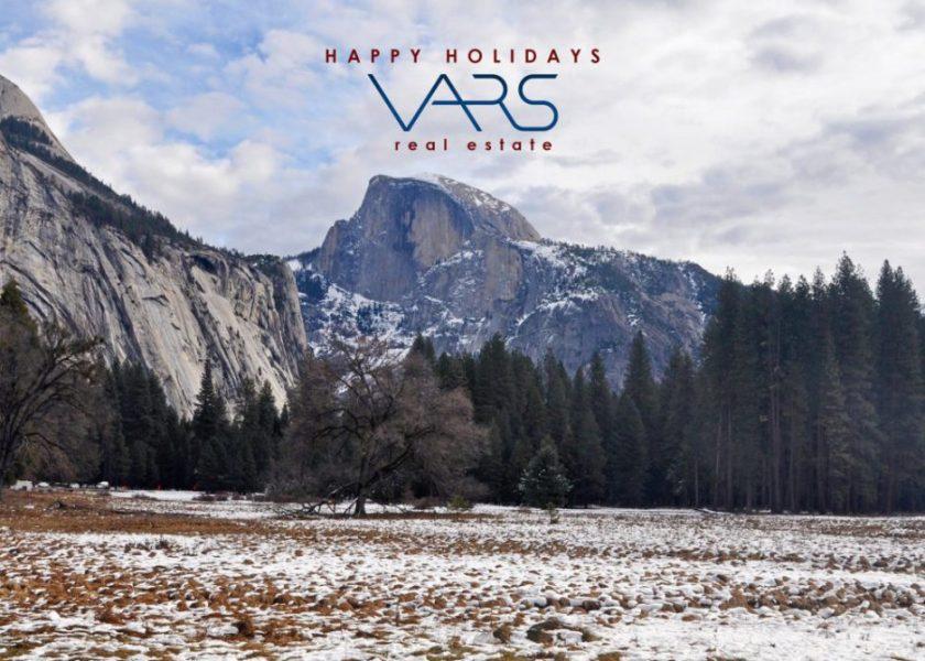 Happy Holidays from Vars Real Estate 2017 - Happy Hanukkah!