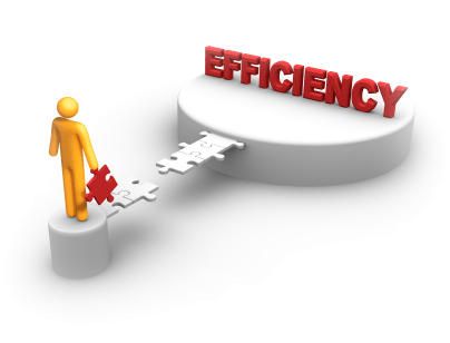 Increase Efficiency