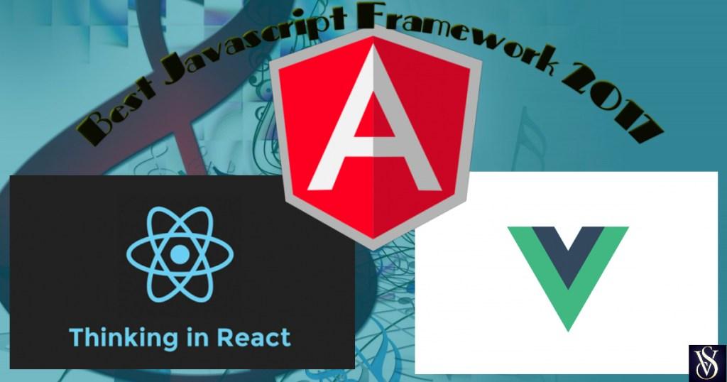 Best Java Script Framework 2017