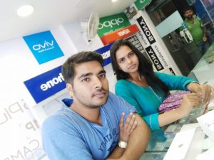 Mobile Store FIrst Click