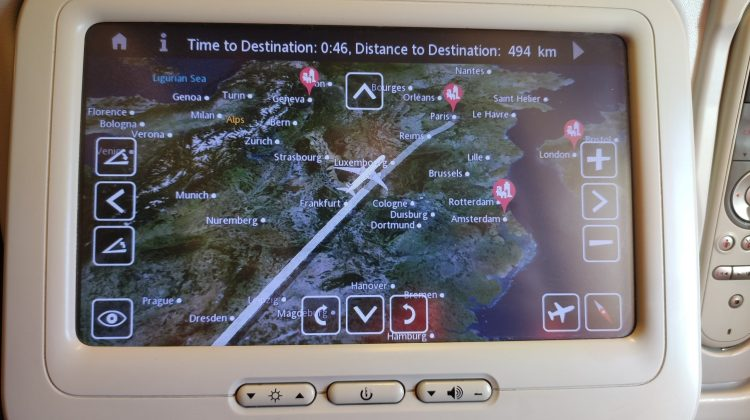 Airfrance FTE Monitor