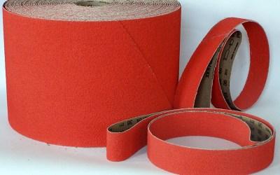 TYC (CA) – Tela poliester con grano cerámico y capa activa