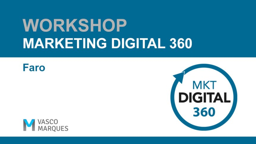 workshop Marketing digital 360