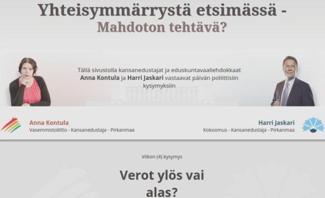 Ruutukaappaus blogista  vasenoikea.net/