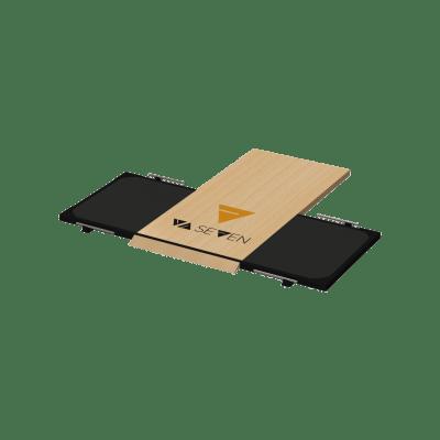 Gewichtheber Plattform kurz