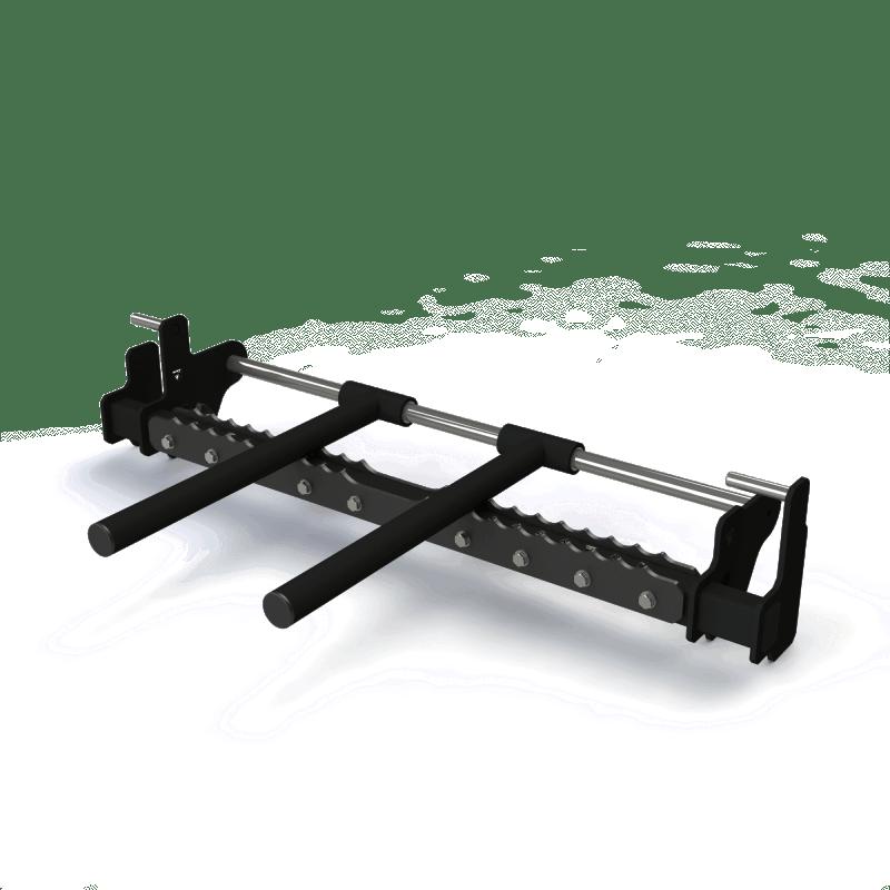 Adjustable Dip Bar
