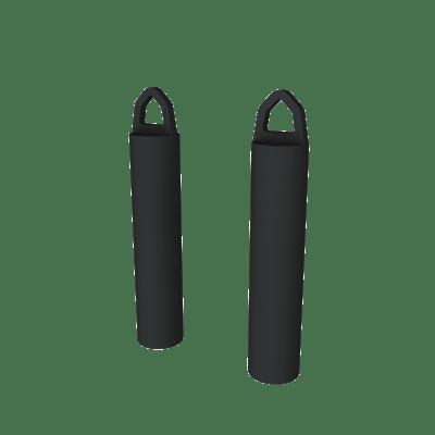 Grip Zylinder 35 mm