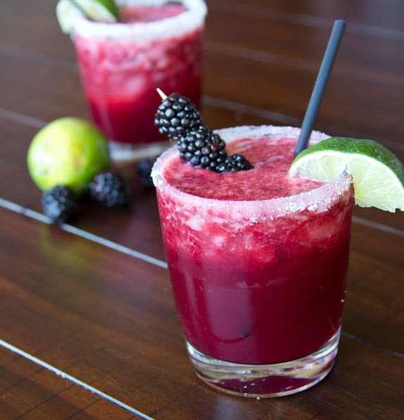 BlackBerry Margarita