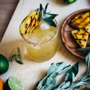 Коктейль Ананасовая Маргарита (Pineapple Margarita)