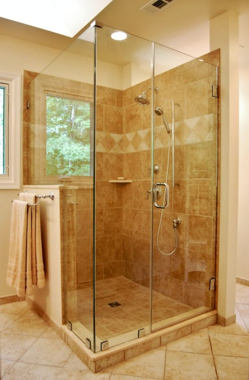 Award Winning Bath Remodel / Contractor of Year Award 2012  NARI B.K. Martin Const Co Richmond Va