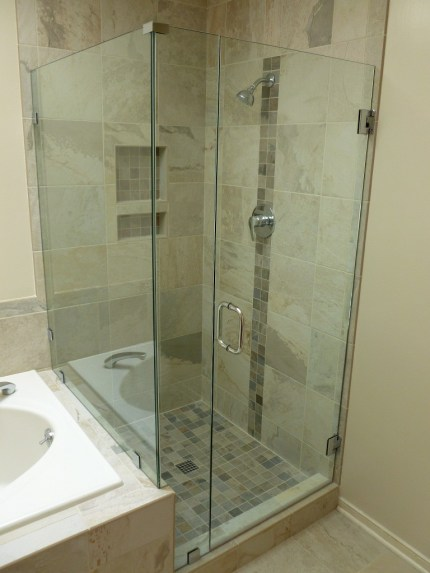 Frameless Shower Door Richmond Va