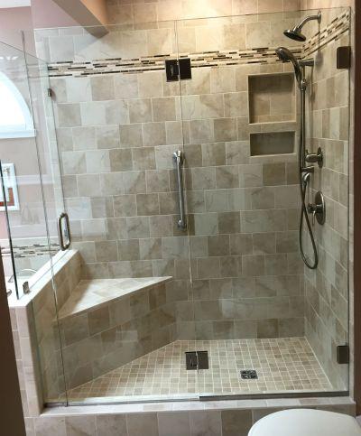 Virginia Frameless Shower Door Lifetime Warranty
