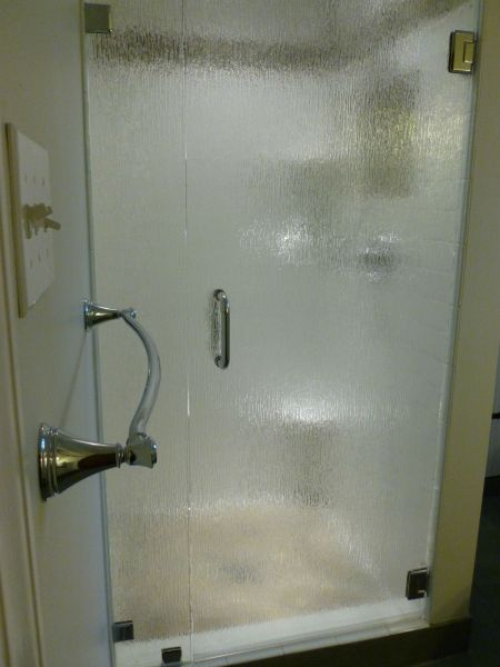 Rain Glass Frameless Shower Door Richmond Va Virginia