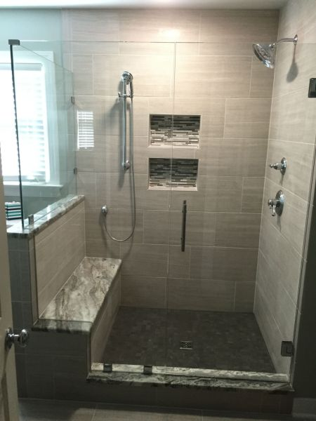 View Our Work Virginia Shower Door Llc Richmond Va