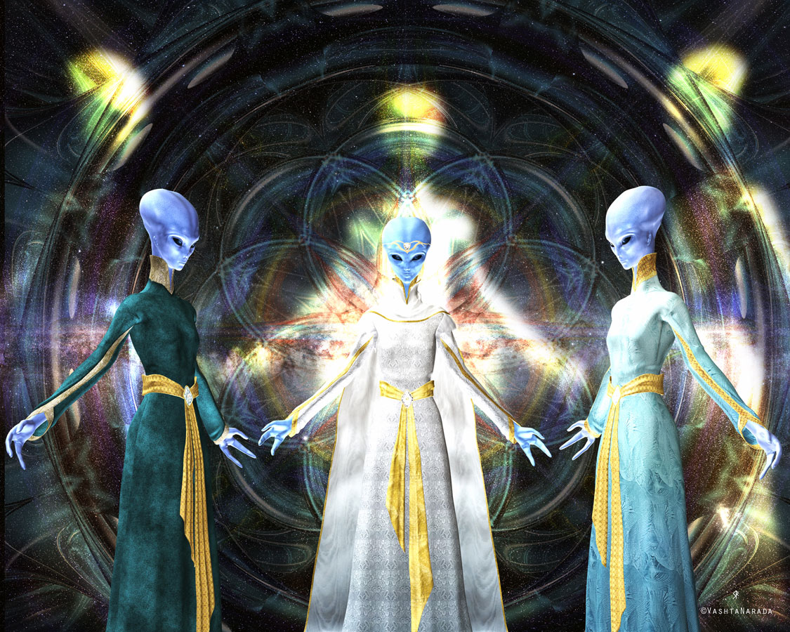 Arcturians – for personal alignment