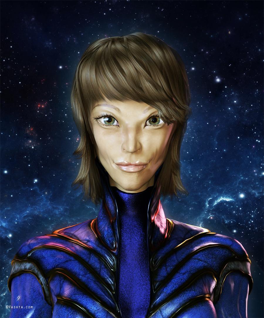 Sasha the Pleiadian