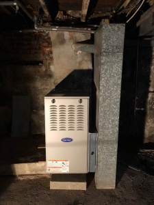 Replace a 80% furnace