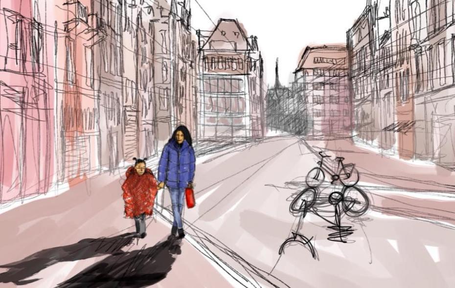 šetnja amsterdamom